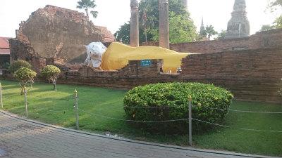 ワット・ヤイ・チャイ・モンコン Wat Yai Chai Mongkon3