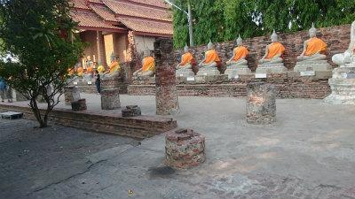 ワット・ヤイ・チャイ・モンコン Wat Yai Chai Mongkon4