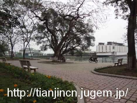 ハノイ タイ(西)湖畔2