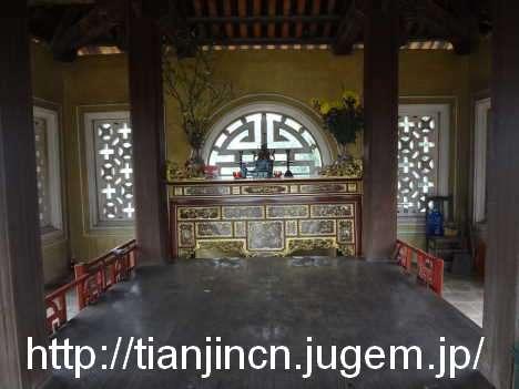 ハノイ城址 端門@ハノイのタンロン皇城の中心区域(世界遺産)5