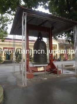 ハノイ城址 Nha trung bay Khao co@ハノイのタンロン皇城の中心区域(世界遺産)