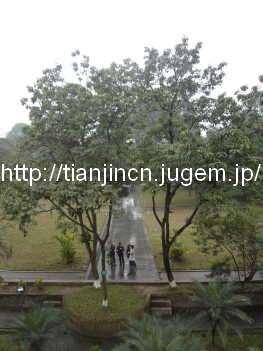 ハノイ城址 後楼@ハノイのタンロン皇城の中心区域(世界遺産)3
