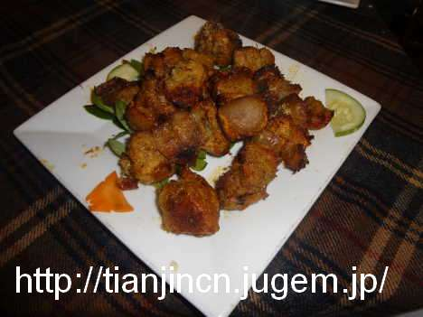 ハノイ namlong で食事3