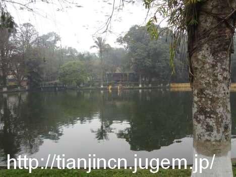 ハノイ ホーチミンの家(ホーおじさんの家) Nha San Bac Ho Chi Minh 胡志明主席故宮記念館8
