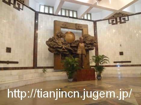 ハノイ ホーチミン博物館 Bao Tang Ho Chi Minh 胡志明博物館3