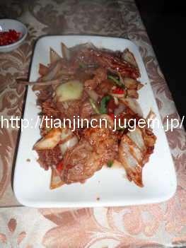 ハロン湾 バイチャイ ホテル近くのコンビニの隣の中華料理レストラン2