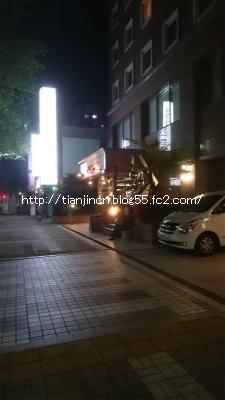 釜山東横ホテル2
