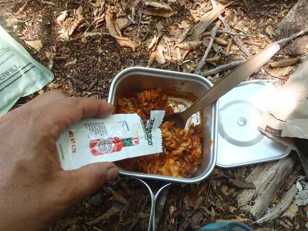 米軍 戦闘糧食