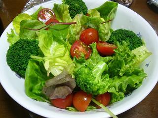 gグリーンサラダ