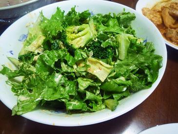 青物サラダ