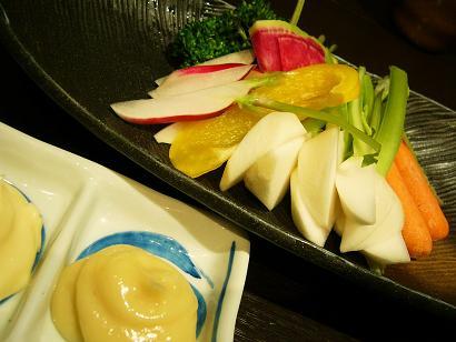 朝取れ野菜 (3)