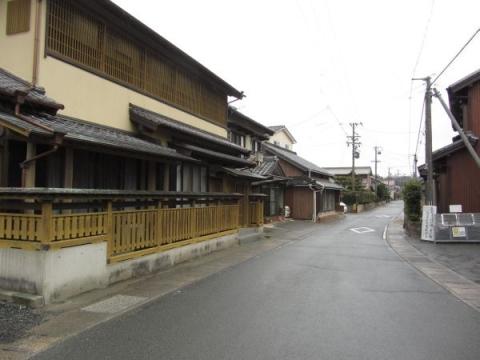 加宿境宿新田