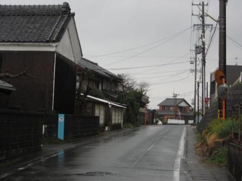 旧東海道 大倉戸