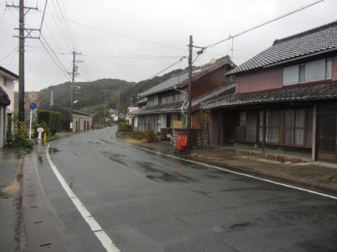 旧東海道 橋本