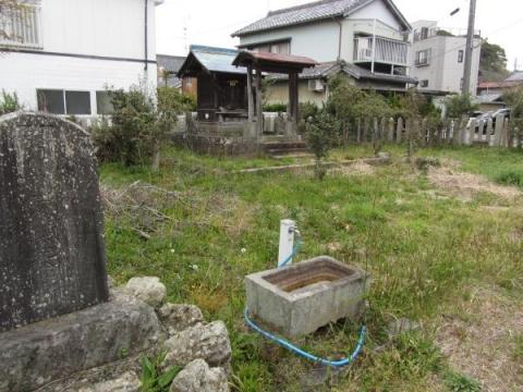 旧高見町の神社