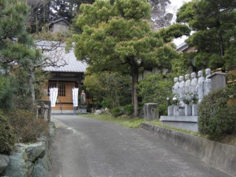 白翁山神宮寺