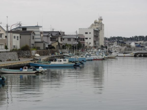 舞坂宿・今切渡し渡船場跡