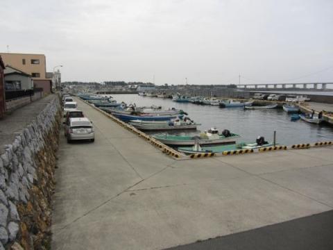 舞坂宿・今切渡し渡船場