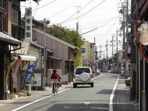 舞坂宿旧仲町