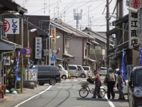 舞坂宿旧新町