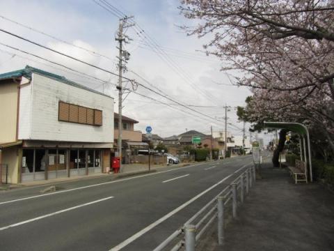 旧東海道 浜松市西区篠原町