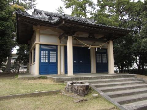 若林諏訪神社