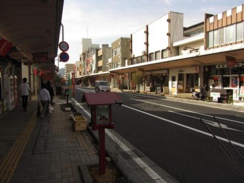 旧北国街道海野町