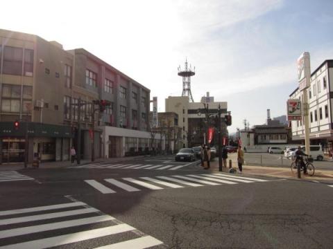 旧北国街道 海野町