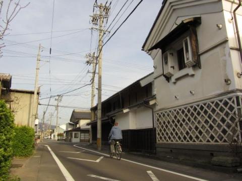 旧北国街道 鎌原