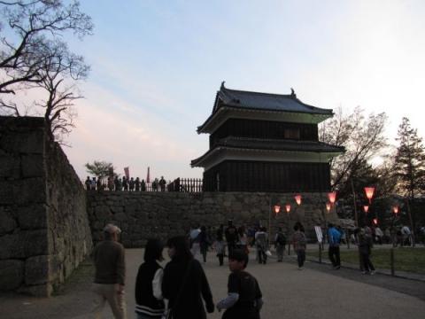 上田城本丸西櫓