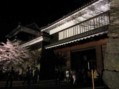 上田城東虎口櫓門
