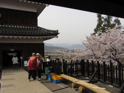 上田城櫓門・南櫓