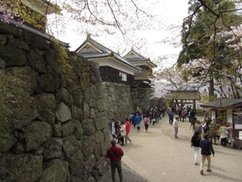 上田城本丸・櫓門