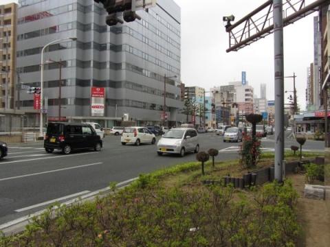 伝馬町交差点