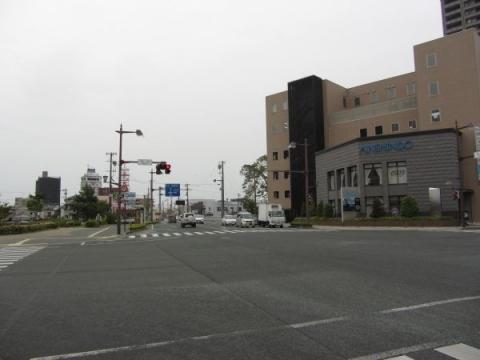 松江交差点