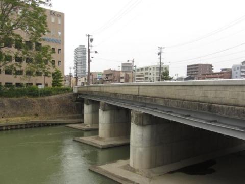 馬込橋と馬込川