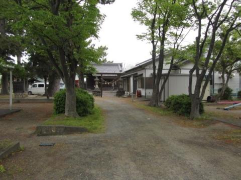 大蒲八柱神社