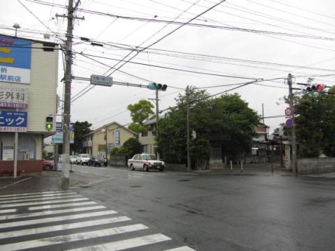 天龍川駅交差点