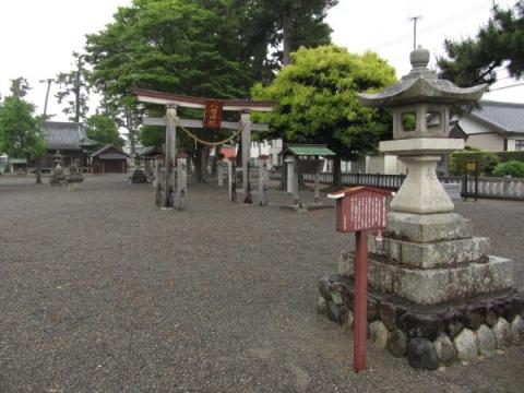 薬師町八柱神社