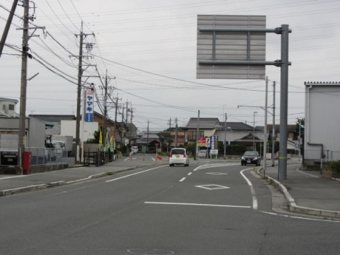 旧東海道 池田