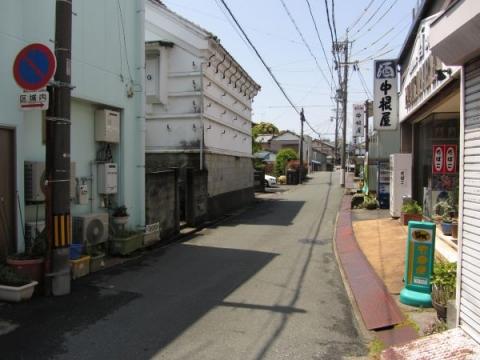 本坂通(姫街道)