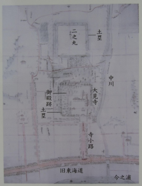大見寺絵図