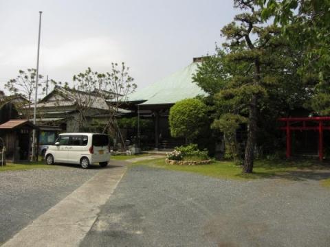 大見寺本堂