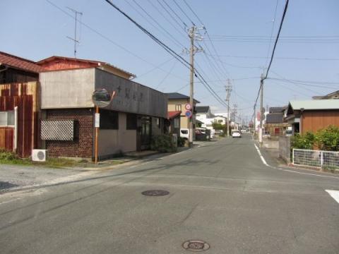 旧東海道 富士見町