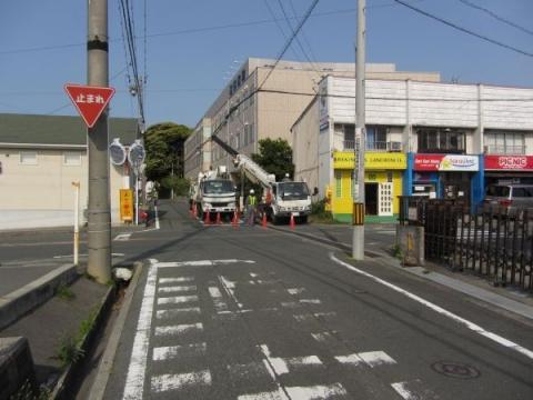 旧東海道 磐田市岩井