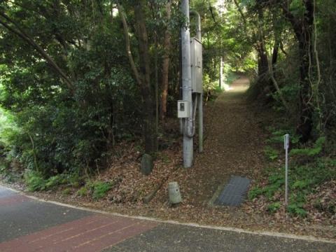 三ケ野坂江戸の古道
