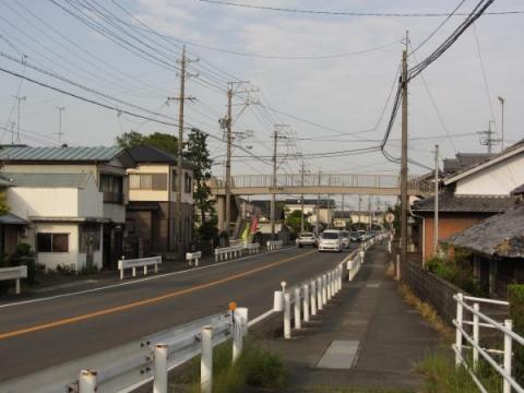 旧東海道 西島