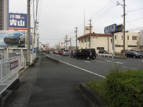 県道413号 袋井市川井