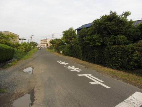 旧東海道 木原