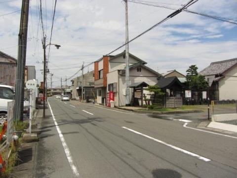 袋井宿西本陣跡